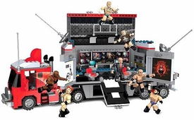 C3 WWE Wrestling StackDown Set #21061 StackDown Hauler Set New!