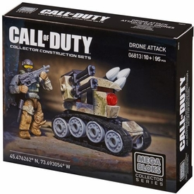 Call of Duty Mega Bloks Set #6813 Drone Attack