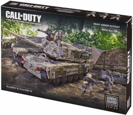Call of Duty Mega Bloks Set #06822 Heavy Armor Outpost