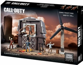 Call of Duty Mega Bloks Set #6828 Zombie TranZit Farm