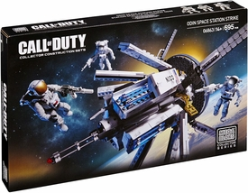 Call of Duty Mega Bloks Set #6863 ODIN Space Station Strike