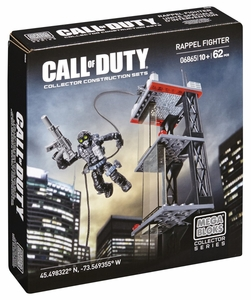 Call of Duty Mega Bloks Set #6865 Ghost Repel Fighter New!