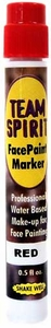Camp Color War Team Spirit Face Paint Marker Red