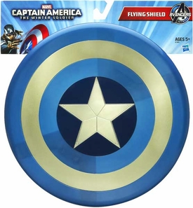 Captain America The Winter Soldier Roleplay Toy Flying Shield New!