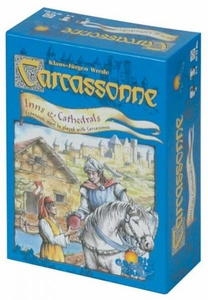 Carcassonne: Inns and Cathedrals Rio Grande GamesBoard Game