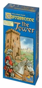Carcassonne: The Tower Rio Grande GamesBoard Game