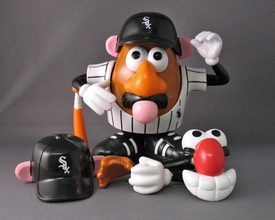 Chicago White Sox Mr. Potato Head MLB Sports Spuds Damaged Package