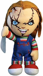 Child's Play Mezco 16 Inch Plush with Sound Chucky Pre-Order ships October