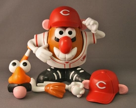 Cincinnati Reds Mr. Potato Head MLB Sports Spuds