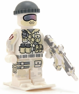 Citizen Brick Custom Limited Edition Minifigure Polar Commando