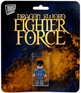 Citizen Brick Dragon Sword Fighter Force Mini Figure Sir TypesaLot