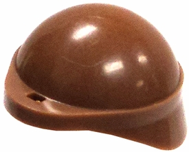 COBI Blocks LOOSE Minifigure Part Brown Army Helmet