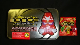 Crazy Bones Gogo's Advance Special Edition Combo Tin Set [Includes Series 1 Pack]