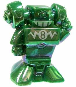 Crazy Bones Gogo's Series 3: Explorer LOOSE Single Figure #46 Spectrum Eitor