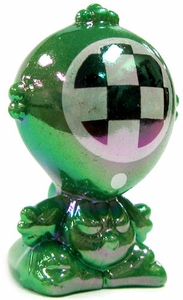 Crazy Bones Gogo's Series 3: Explorer LOOSE Single Figure #80 Spectrum Winflag