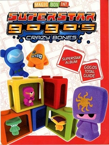 Crazy Bones Gogo's Series 6 Superstar Game Guide