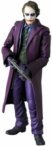 Dark Knight Exclusive Medicom Mafex Action Figure Joker Pre-Order ships April