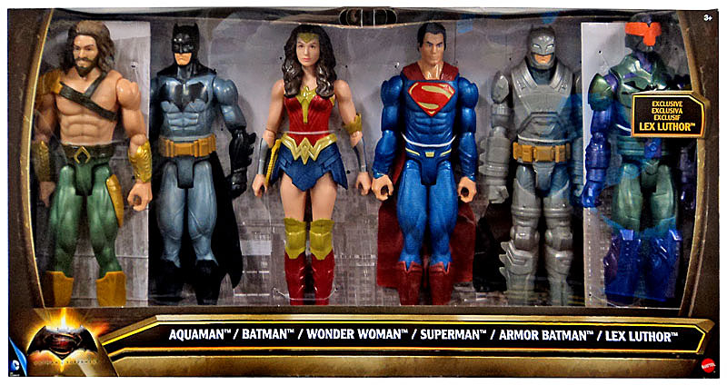 Image result for Batman v Superman: Dawn of Justice 6 pack