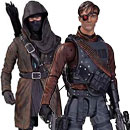 Arrow Dark Archer & Deadshot Figures!