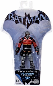 DC Collectibles Batman Arkham Origins Series 2 Action Figure Deadshot