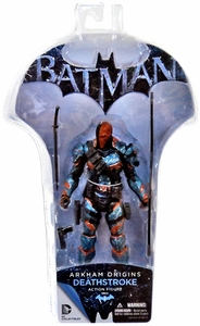 DC Collectibles Batman Arkham Origins Series 2 Action Figure Deathstroke