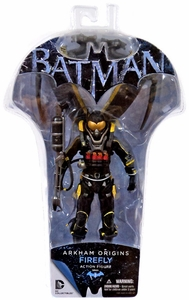 DC Collectibles Batman Arkham Origins Series 2 Action Figure Firefly