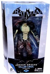 DC Collectibles Batman Arkham Origins Series 2 Action Figure Killer Croc