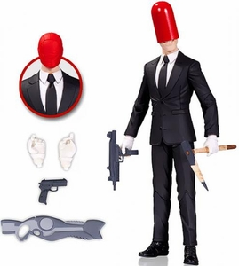 DC Collectibles DC Designer Series 2 Action Figure Red Hood [Greg Capullo] Pre-Order ships October