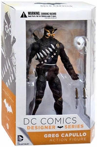 DC Collectibles DC Designer Series 1 Action Figure Talon [Greg Capullo] New!