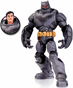 DC Collectibles DC Designer Series 2 Action Figure Thrasher Armor Batman [Greg Capullo] Pre-Order ships July
