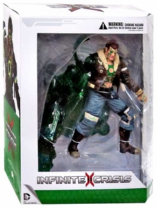 DC Collectibles Infinite Crisis Action Figure Atomic Green Lantern New!
