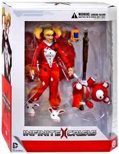 DC Collectibles Infinite Crisis Action Figure Harley Quinn New!