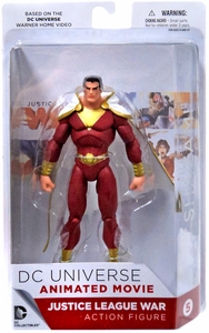 DC Collectibles Justice League War Action Figure Shazam New!