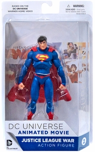 DC Collectibles Justice League War Action Figure Superman New!
