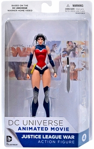 DC Collectibles Justice League War Action Figure Wonder Woman New!
