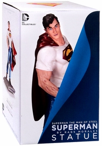 DC Collectibles Man of Steel Rags Morales Superman Statue New!