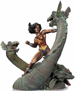 DC Collectibles Mini Patina Statue Wonder Woman VS.. Hydra Pre-Order ships September