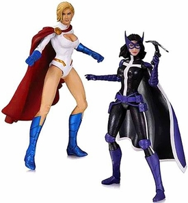 DC Collectibles New 52 Action Figure 2-Pack Power Girl & Huntress Pre-Order ships July