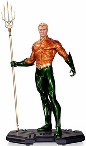 DC Collectibles New 52 Icon 1/6 Scale Statue Aquaman Pre-Order ships October