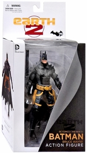 DC Collectibles New 52 Earth 2 Action Figure Armored Batman New!
