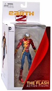 DC Collectibles New 52 Earth 2 Action Figure Flash New!