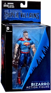 DC Collectibles New 52 Super Villains Action Figure Bizarro