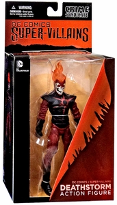DC Collectibles New 52 Super Villains Action Figure Deathstorm