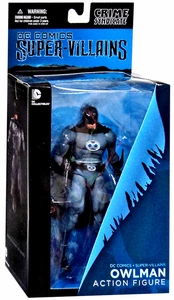 DC Collectibles New 52 Super Villains Crime Syndicate Action Figure Owlman