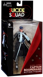 DC Collectibles New 52 Super Villains Suicide Squad Action Figure Captain Boomerang