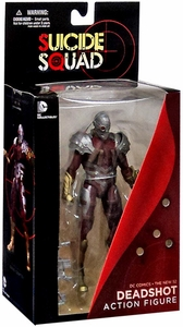 DC Collectibles New 52 Super Villains Suicide Squad Action Figure Deadshot