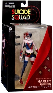 DC Collectibles New 52 Super Villains Suicide Squad Action Figure Harley Quinn