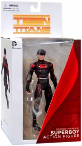 DC Collectibles New 52 Teen Titans Action Figure Superboy