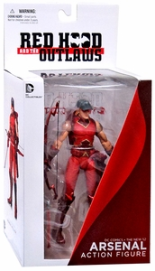 DC Collectibles Red Hood & The Outlaws Action Figure Arsenal New!