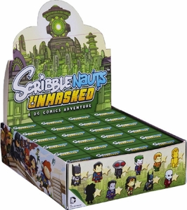 DC Collectibles Scribblenauts Unmasked Series 1 Mystery Box [24 Packs]